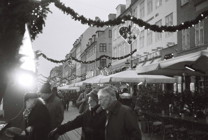Christmas Markets, Copenhagen